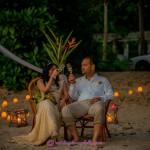 11_Strandhochzeit-bei-Kerzenlicht-Seychellen