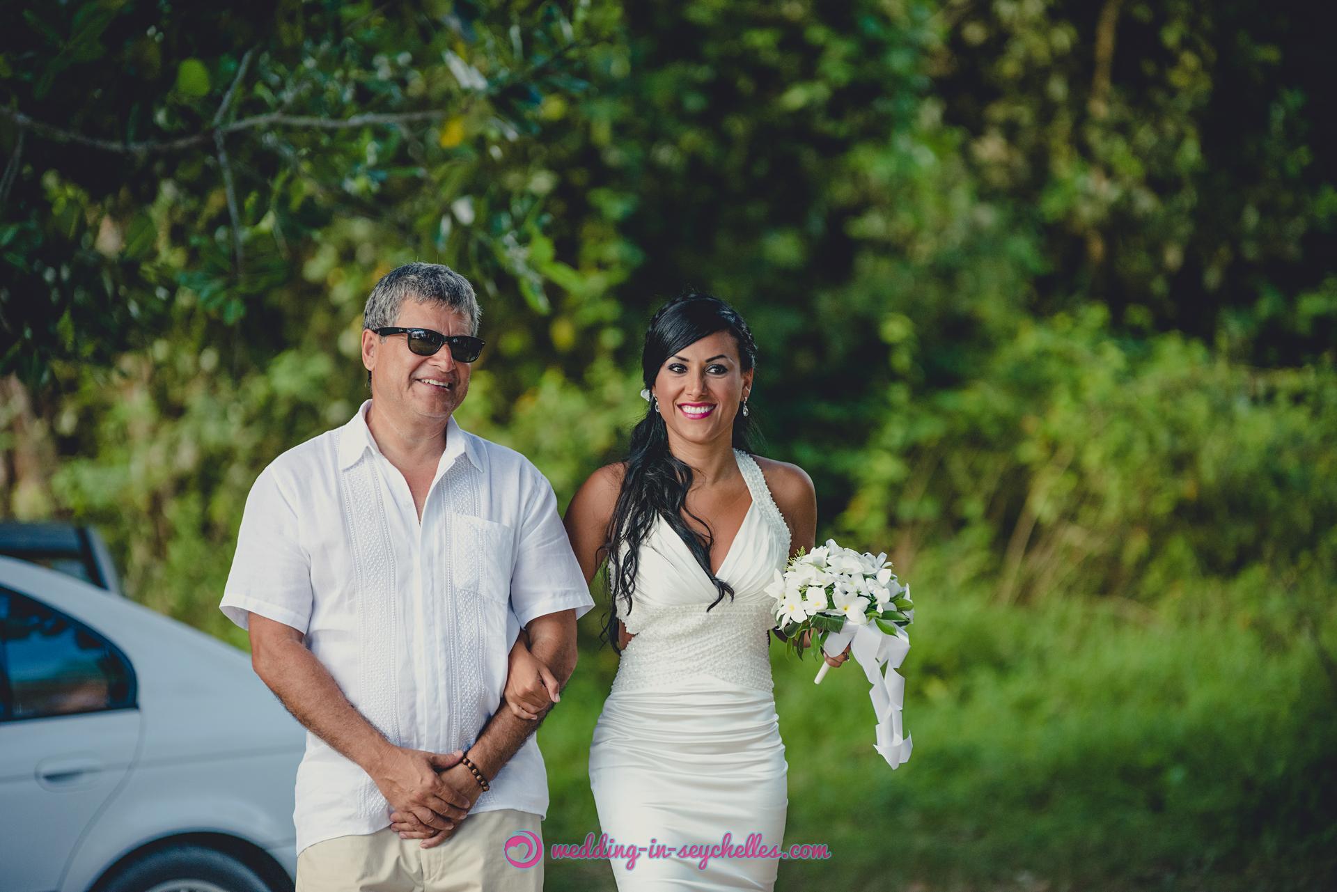 galerie weddings in seychelles