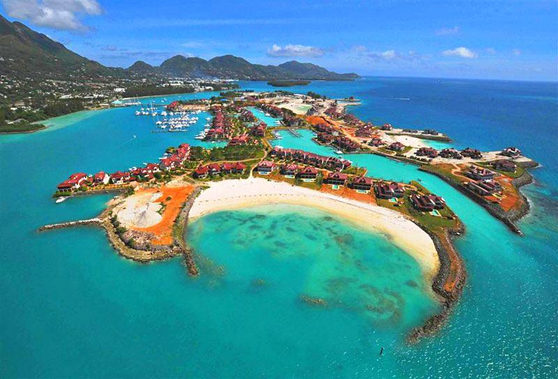 bienvenue aux seychelles - Photographe Mariage Seychelles