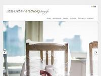 Vorschau Webseite Sebastian Mühlig