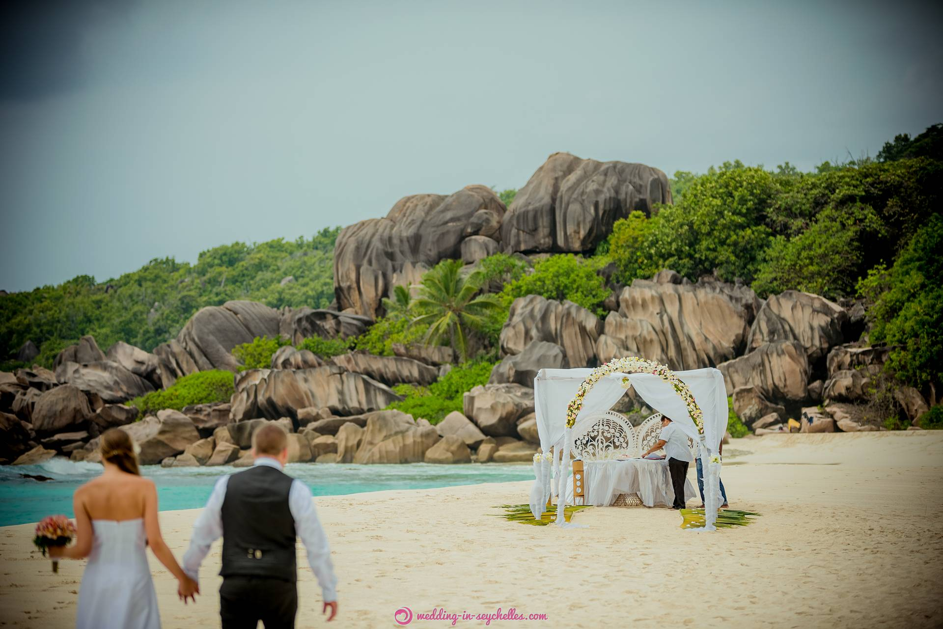 Hochzeit seychellen preis