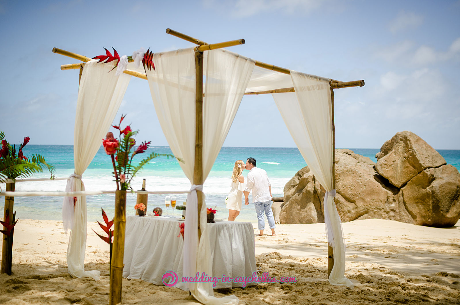 Expatriate Wedding Offers | Weddings in Seychelles